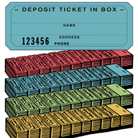 Bookstrip Tickets