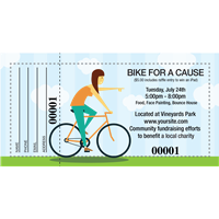 Bike For A Cause Raffle Tickets