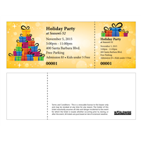 Holiday Party Tickets