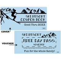 Design It Yourself Simple Coupon Book