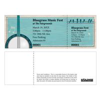 Bluegrass Music Concert Tickets