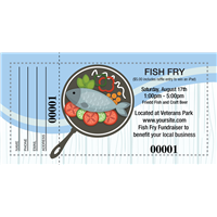 Fish Fry Raffle Tickets