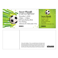 Soccer Tournament Tickets