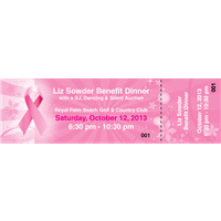 Pink Ribbon Tickets - General Admission