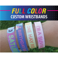 Design It Yourself Event Wristbands