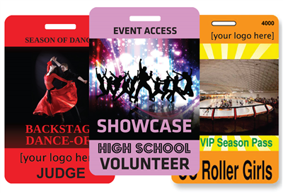 Design It Yourself Badges with Lanyards