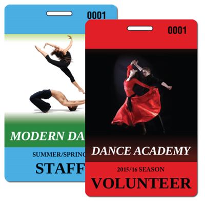 Dance Backstage Passes