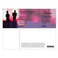 Couples Dance Tickets