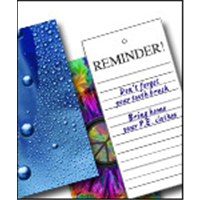 Design It Yourself Reminder Tags
